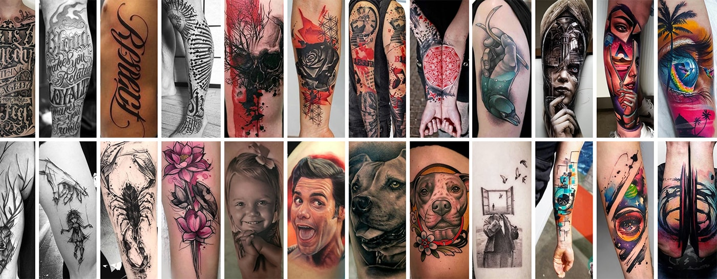 The Different Tattoo Styles – Part 2